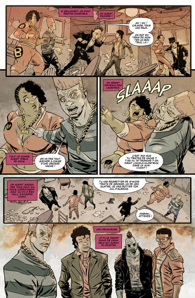 Page 7 Power Man et Iron Fist tome 3