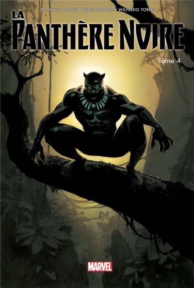 Couverture La panthère noire - All-new all-different tome 4
