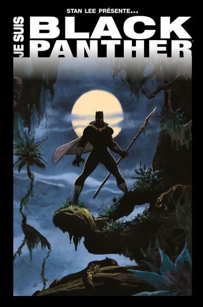 Couverture Je suis Black panther