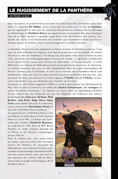 Page 2 Je suis Black panther