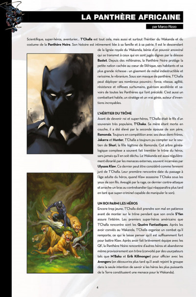 Page 3 Je suis Black panther