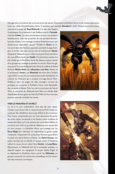 Page 4 Je suis Black panther