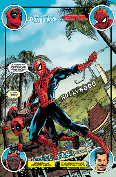 Page 5 Spider-man / Deadpool tome 2