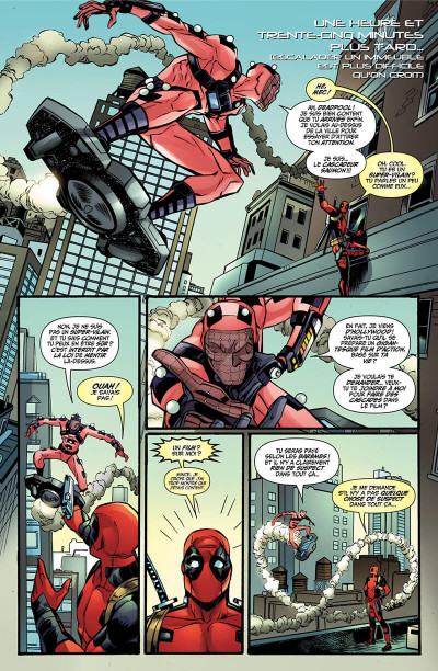 Page 7 Spider-man / Deadpool tome 2