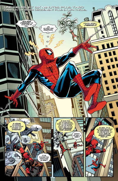 Page 8 Spider-man / Deadpool tome 2