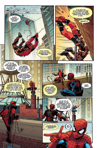 Page 9 Spider-man / Deadpool tome 2