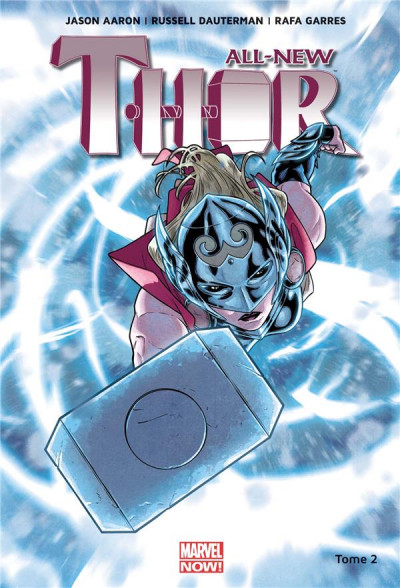 Couverture All-new Thor tome 2