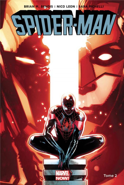 Couverture Spider-man all-new all-different tome 2