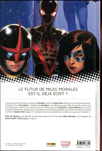 Dos Spider-man all-new all-different tome 2
