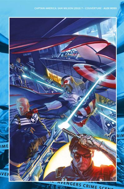 Page 5 Avengers l'affrontement tome 2