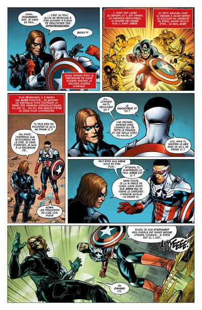 Page 7 Avengers l'affrontement tome 2