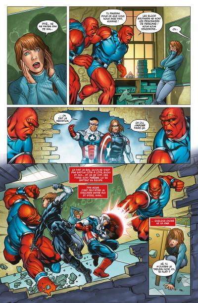 Page 8 Avengers l'affrontement tome 2