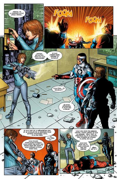 Page 9 Avengers l'affrontement tome 2