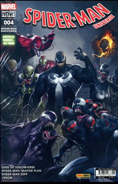 Couverture Spider-man universe tome 4