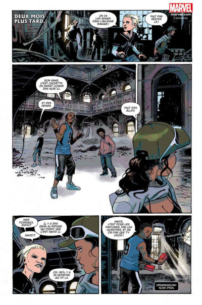 Page 5 Spider-man universe tome 4