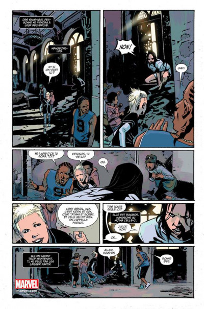 Page 6 Spider-man universe tome 4