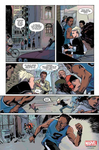 Page 7 Spider-man universe tome 4