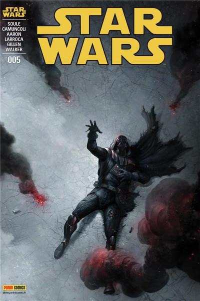 Couverture Star wars - fascicule série 2 tome 5 (couverture 1/2)