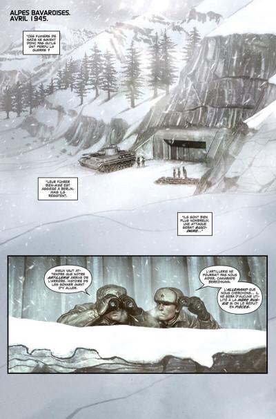 Page 6 Captain America - La légende vivante
