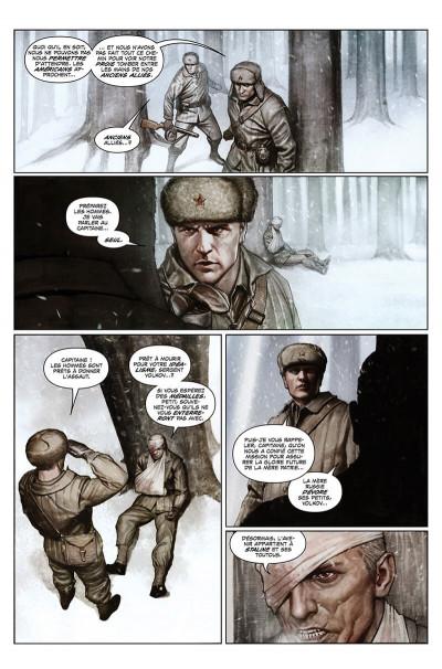 Page 7 Captain America - La légende vivante