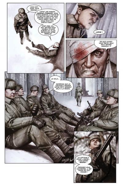 Page 8 Captain America - La légende vivante