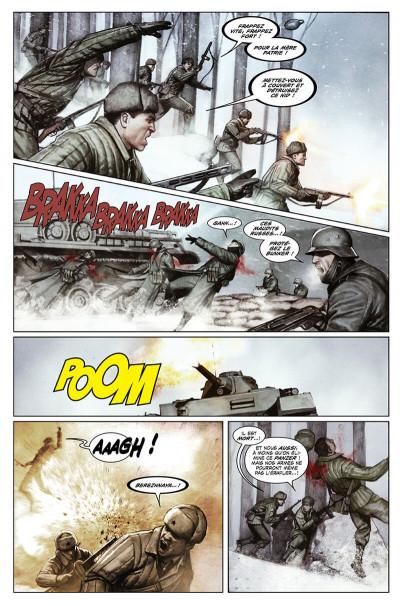 Page 9 Captain America - La légende vivante