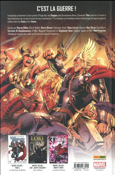 Dos The mighty Thor deluxe tome 2