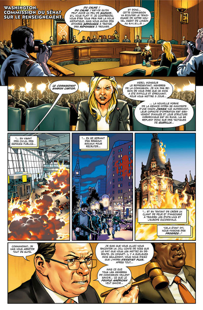 Page 4 Captain America - Steve Rogers tome 1