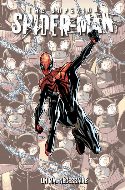 Page 1 Superior Spider-Man deluxe tome 2
