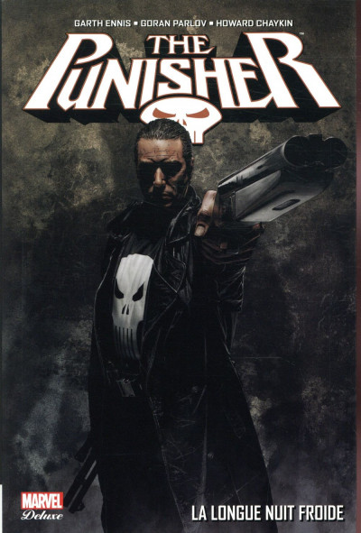 Couverture The Punisher tome 6