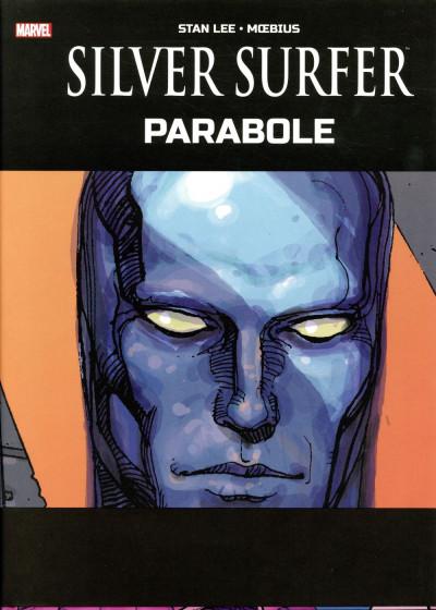 Couverture Silver Surfer - Parabole