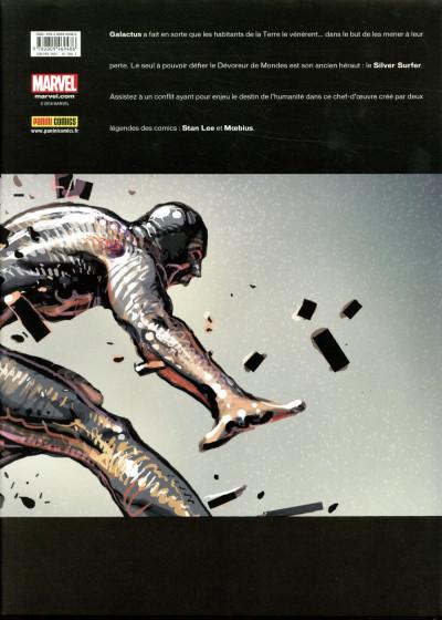 Dos Silver Surfer - Parabole
