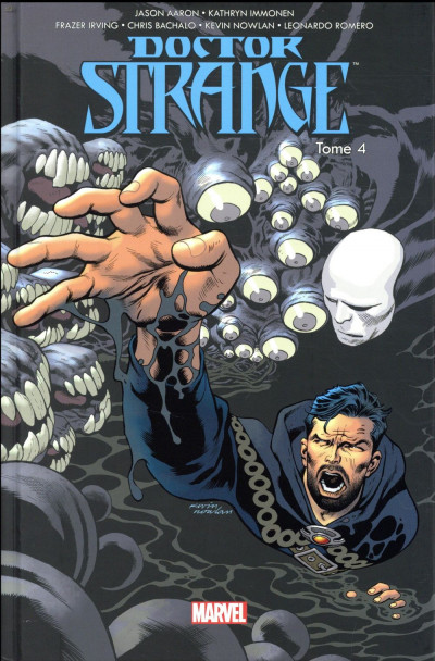 Couverture Doctor Strange tome 4