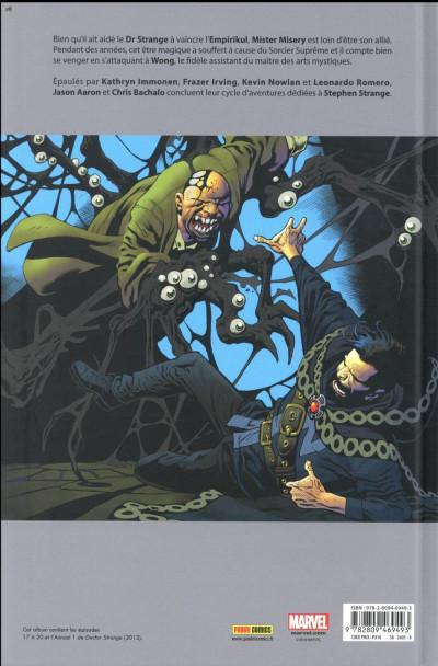 Dos Doctor Strange tome 4