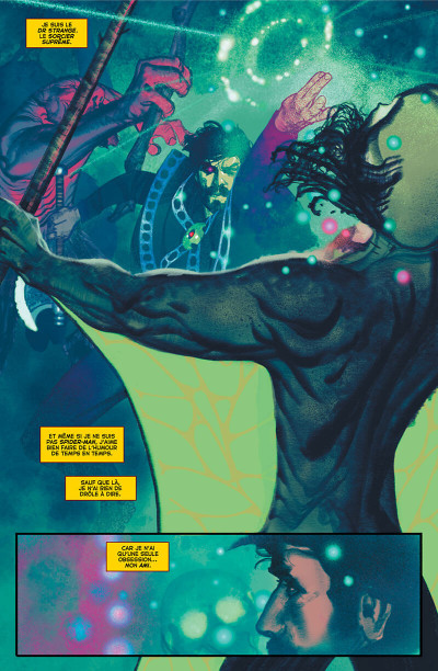 Page 7 Doctor Strange tome 4
