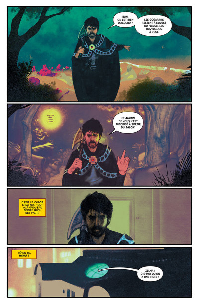 Page 8 Doctor Strange tome 4