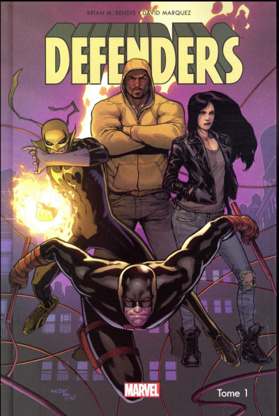 Couverture Defenders tome 1