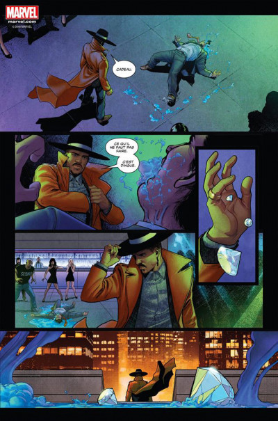 Page 3 Defenders tome 1