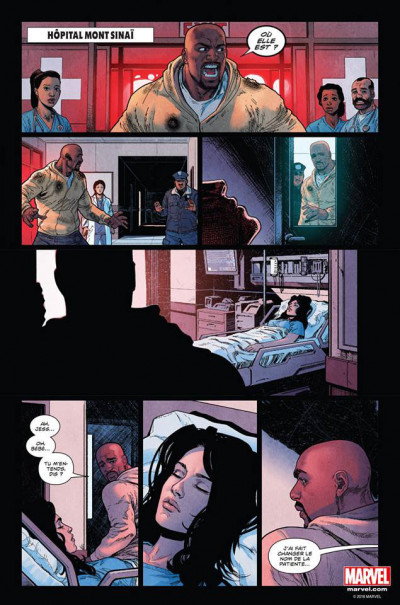 Page 7 Defenders tome 1