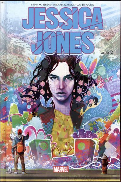 Couverture Jessica Jones tome 2
