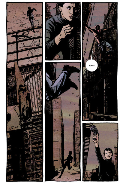 Page 6 Jessica Jones tome 2