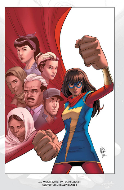 Page 4 Ms. Marvel tome 7