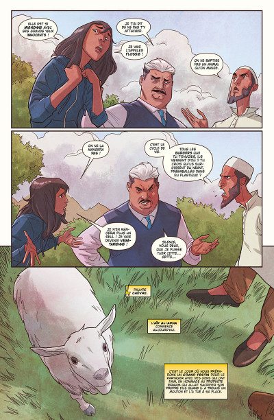 Page 5 Ms. Marvel tome 7