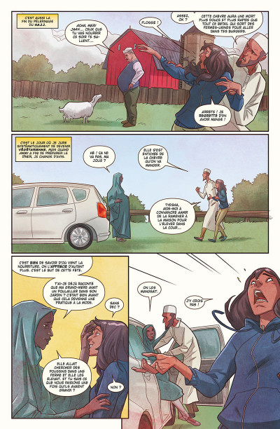 Page 6 Ms. Marvel tome 7