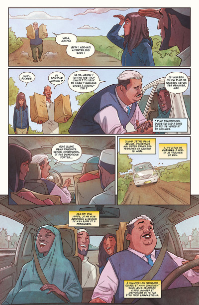 Page 7 Ms. Marvel tome 7