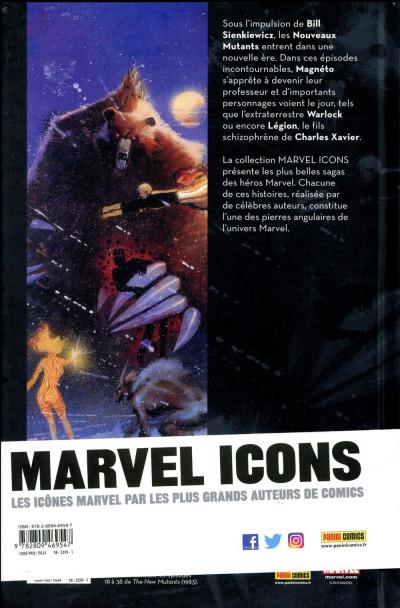 Dos X-Men - Les nouveaux mutants par Claremont et Sienkiewicz