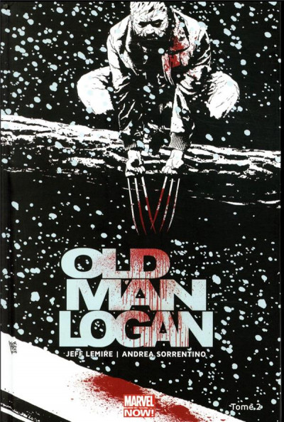 Couverture Old Man Logan all-new all-different tome 2