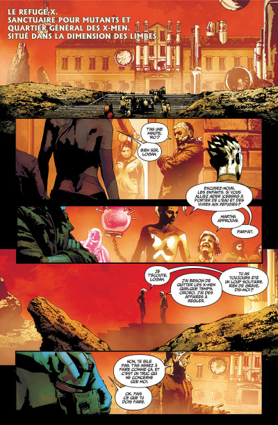 Page 5 Old Man Logan all-new all-different tome 2
