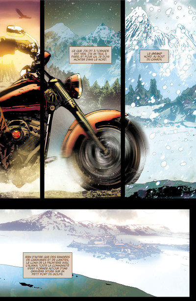 Page 9 Old Man Logan all-new all-different tome 2