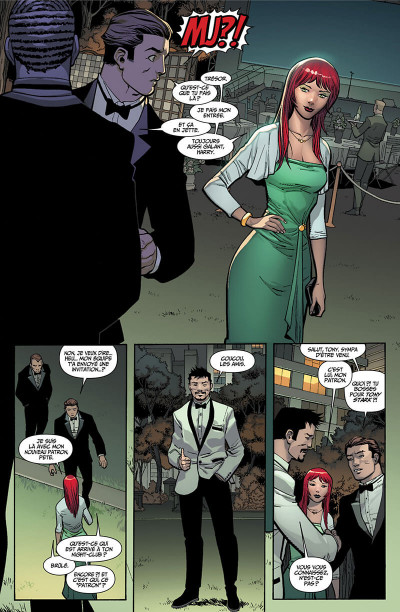 Page 6 All new amazing Spider-Man tome 3